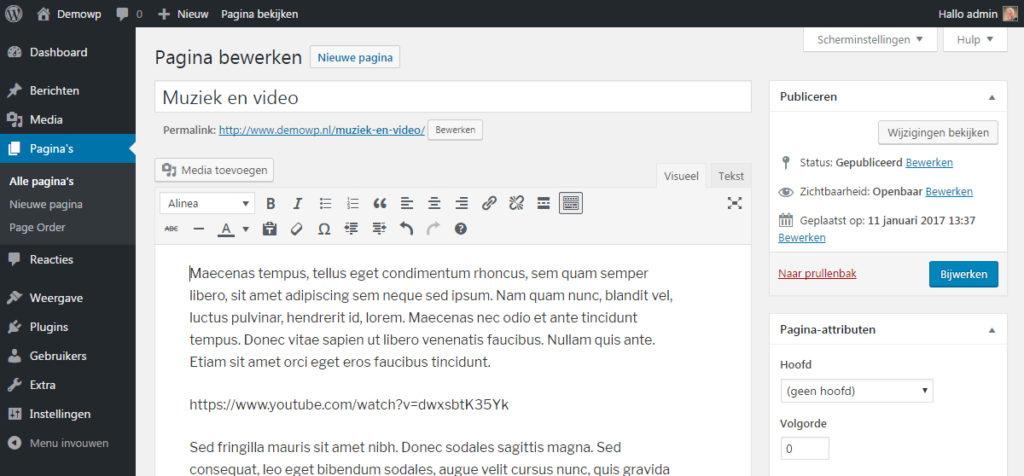 media-afbeelding-toevoegen-audio-video-embedden-wordpress-handleiding