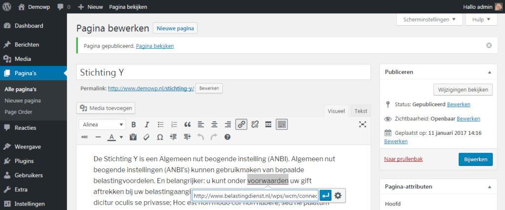 html-links-toevoegen-wordpress-handleiding