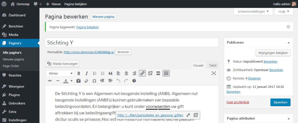 html-links-toevoegen-bewerken-wordpress-handleiding