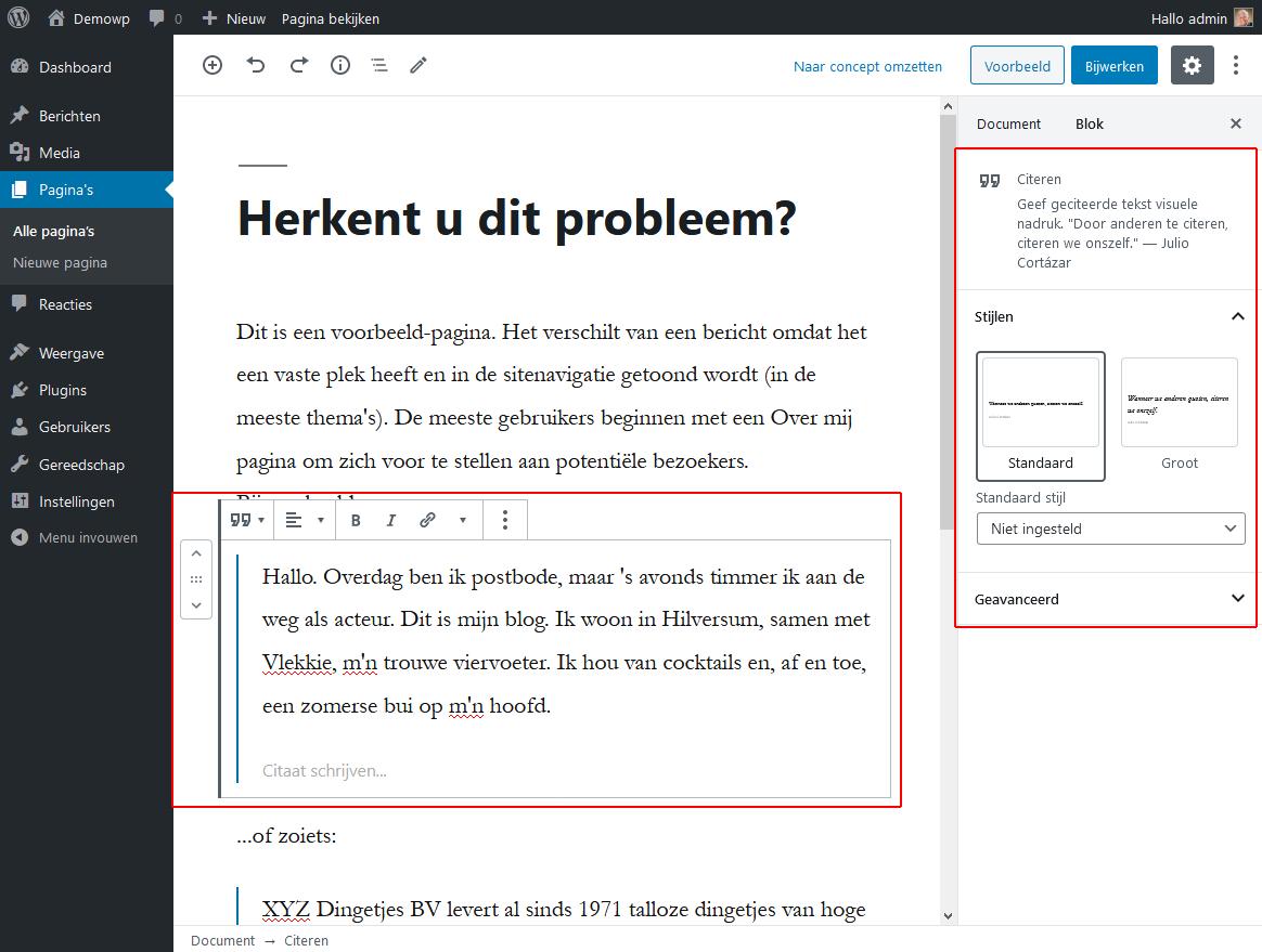 5_4_1_Algemene-blokken-citaatblok-wordpress-beginnershandleiding